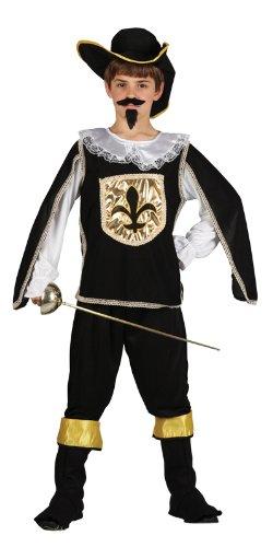 Imagen de boys toys  disfraz de halloween mosquetero para niño, talla m eb 4040. m  alternativa