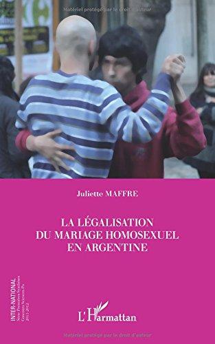 La legalisation du mariage homosexuel en Argentine
