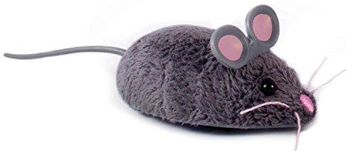 Hexbug Nano 480-3031 - Ratón Mini robot inteligente Juguete para gato