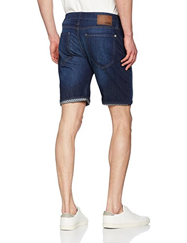 Mavi Herren Shorts Brian dark brushed printed