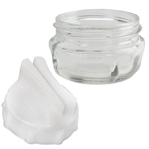 spares2go Schraube in Glas Lampe Birne Lens Light Cover + Werkzeug zum Entfernen für Neff Ofen Herd