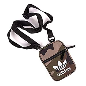 adidas Festival Herren Cross Body Bag Grün