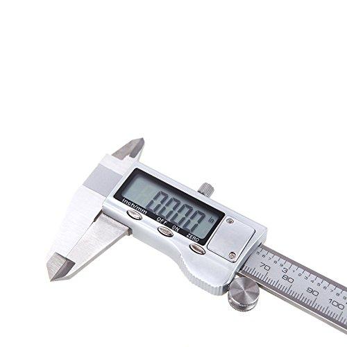 KKmoon Acier de Calibre Etrier Numérique 0-150mm...