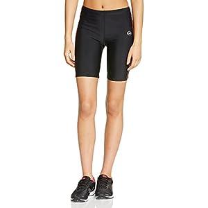 Ultrasport Damen Laufhose kurz mit Quick-Dry-Funktion