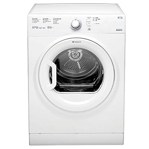 Hotpoint Aquarius TVFS83CGP Tumble Dryer Vented 8kg Polar White
