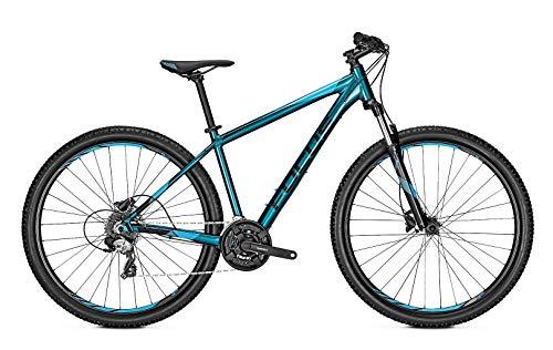 Focus Whistler 3.5 29R Sport Mountain Bike 2019 (M/44cm, Blue)