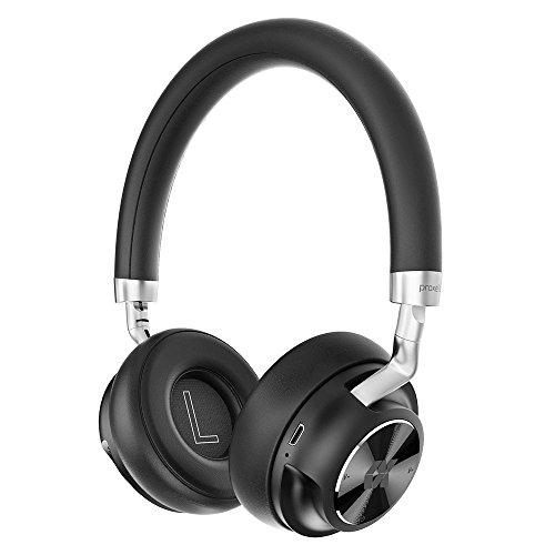 Cuffie Supra Auricular, Auricolare Bluetooth Proxelle V4.1 CSR Audio Aptx Auricolare Senza Fili Con Microfono Incorporato Senza Fili Portatile Maniglia 15 Ore Vivavoce Per Cellulare Cellphone
