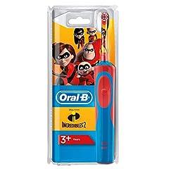 Idea Regalo - Oral-B Gli Incredibili Spazzolino Elettrico per Bambini