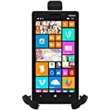 iProtect KFZ Auto Halterung Nokia Lumia 930 mit Kugelgelenk für Lüftungsschlitze Lüftungsgitter