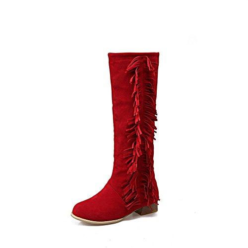 adeesu-zapatillas-altas-mujer-color-rojo-talla-41