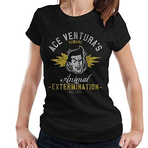 Ace Venturas Humane Animal Extermination Women's T-Shirt