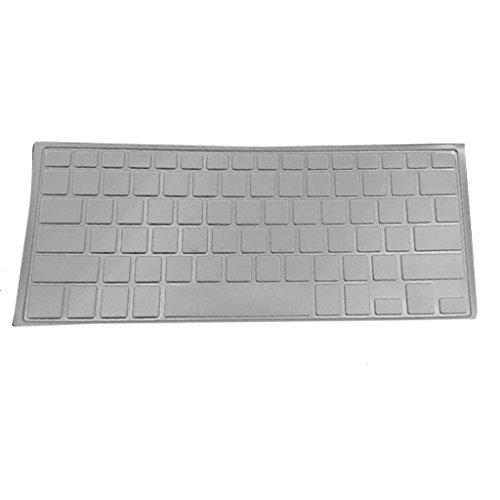 Baoblaze Klar TPU Haut Keyboardschutz Tastatur Abdeckung Schutzfolie Silikon Haut Dell XPS 13.3