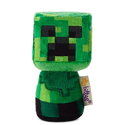 Hallmark Itty Bittys Minecraft Creeper US Edition