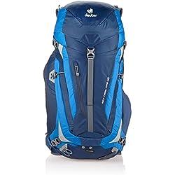 Deuter ACT Trail Pro Mochila para Montaña, Unisex adulto, Azul (Midnight / Ocean), 40 l