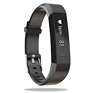 Boltt Beat HR Fitness Tracker with 3 Months Personalized Health Coaching (Black)