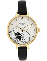 Kate Spade Analog Black Dial Women's Watch-KSW1480