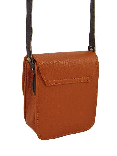 Things2Die4 - Borsa a tracolla donna Orange