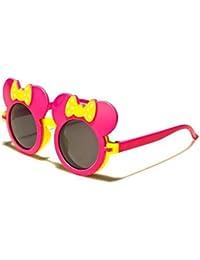 Mädchen Niedlich Ausgefallene Maus Sonnenbrille mit Kippen Gläser UV400 Schutz 4 to 10 Yeras