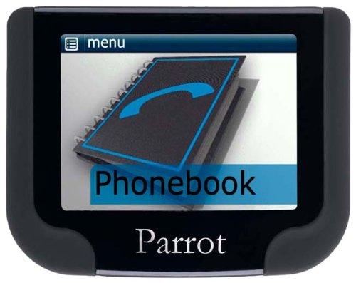 Parrot MKI9200 Bluetooth KFZ-Halterung und Freisprechanlage für Volvo Parrot Mki9200 Bluetooth