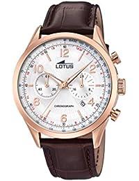 Lotus Watches Cronografo Quarzo Orologio da Polso 18558/1