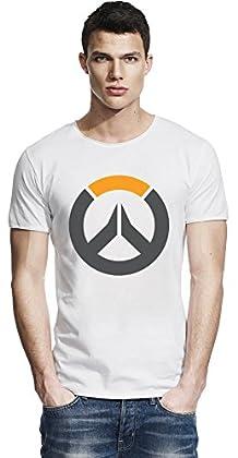 Overwatch Logo Edge prima camiseta X-Large