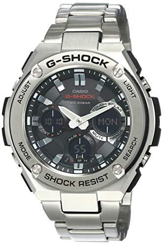 Casio GST-S110D-1ADR (G604)  Analog-Digital Watch For Unisex