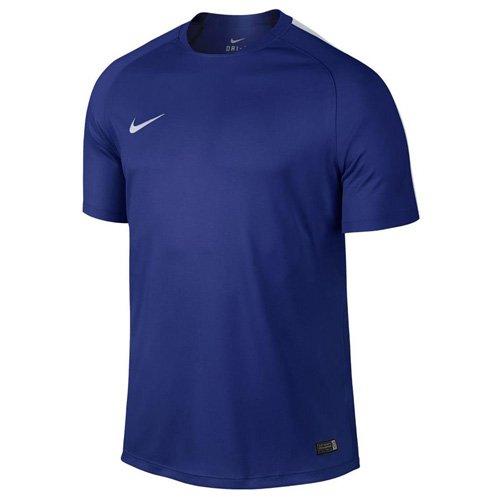 Nike Herren Flash Top T-Shirt Tiefes Königsblau/Weiß