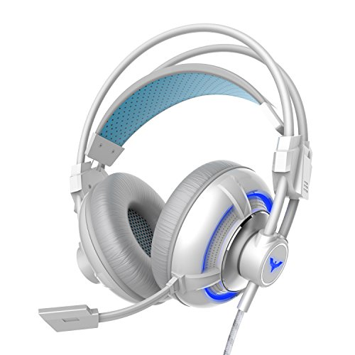 HAVIT HV-H2188D Vibrationsfunktion Berufsspiel Computer Gaming Headset