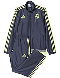 adidas Real Madrid CF Pres Suit 2015/2016 - Chándal