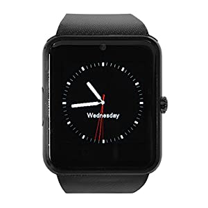 xcsource gt08 bluetooth smartwatch mit kamera mit sim. Black Bedroom Furniture Sets. Home Design Ideas