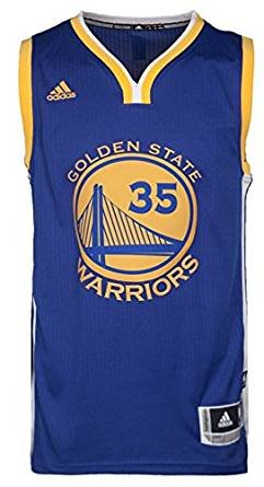 adidas NBA Camiseta Jersey Golden State Warriors 35Kevin Durant Talla 2X S