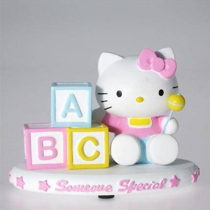 Hello Kitty decorative figure someone special