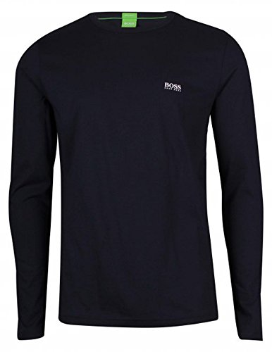 Hugo Boss- Boss Men's Long Sleeve T-Shirt Available In Various Colours and Sizes