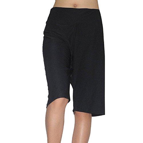 bally-total-fitness-damen-sportlich-fitness-ausbildung-yoga-shorts-3x-schwarz