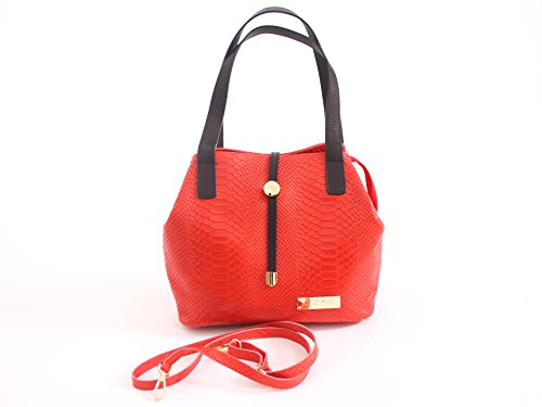 Matt e Desy collection , Sac à main pour femme rossa