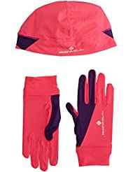 Ronhill Beanie and Glove Set