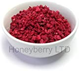 Freeze-dried Raspberry Pieces 1-6 mm 100g DELIVERY INCLUDED