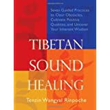 Tibetan Sound Healing: Seven Guided Practices to Clear Obstacles, Cultivate Positive Qualities, and Uncover Your Inherent Wisdom by Wangyal Rinpoche, Tenzin (2011) Paperback
