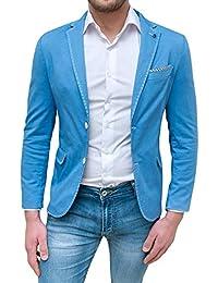 18e2df5704 Amazon.it: MADE IN ITALY - XS / Giacche e cappotti / Uomo: Abbigliamento