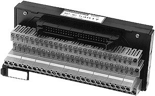 50l Led (UFL 50 L Übergabebaustein 24 VDC / 1 A - Flachbandleiste m. LED)