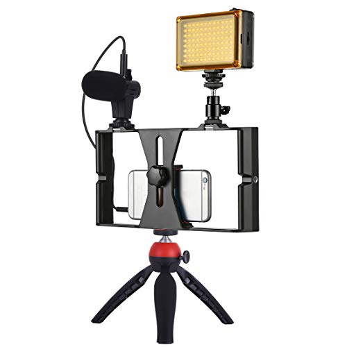Kit plataforma video smartphone Manos libres Emisión