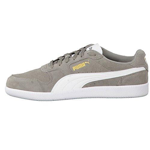 Puma Unisex-Erwachsene Icra Trainer Sd Sneaker Rock Ridge-Puma White