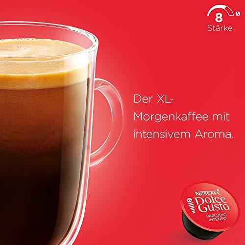 Nescafé Dolce Gusto Preludio Intenso, 3er Pack (3 x 160 ml) - 4
