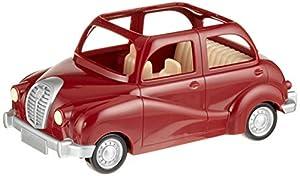 SYLVANIAN FAMILIES- Family Saloon Car Mini muñecas y Accesorios, Multicolor (Epoch 5270)
