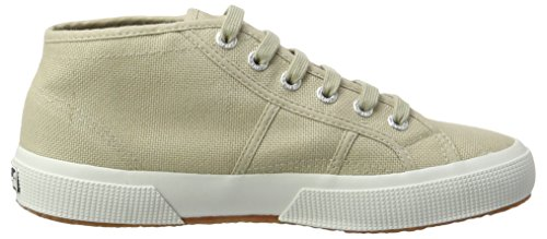 Superga Unisex-Erwachsene 2754 Cotu High-Top Grau (Taupe)