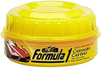 Formula 1 613762 Carnauba Paste Wax (340 g)