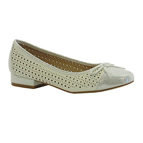 LUNAR Lunar Womens Shoe JLY039 White 40