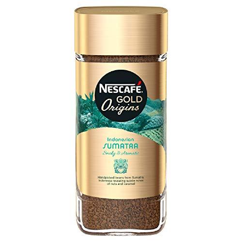 A photograph of NESCAFÉ GOLD ORIGINS