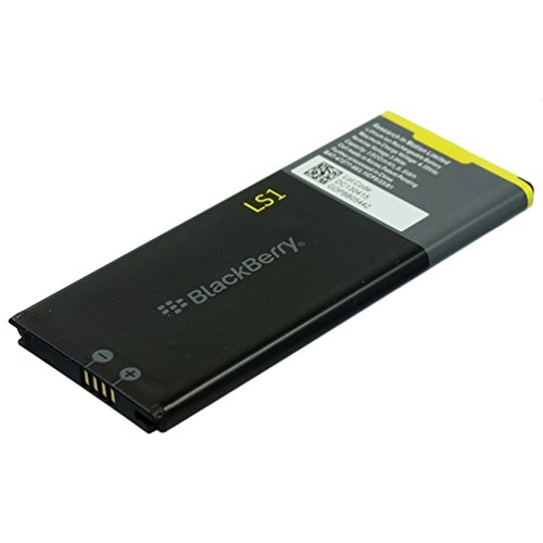 Blackberry Mobile (Blackberry ACC-51546 - 301 Rechargeable Battery - Rechargeable Batteries (Navigator/Handheld Mobile Computer/Mobile Phone, Black, Grey, Blackberry Z10))
