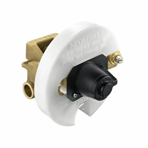Moen 3570 M-PACT Moentrol 1/2-Inch CC Valve with Stops by Moen